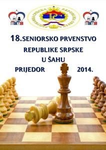 sah-seniori-prijedor 2014-plakat