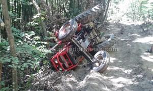 prevrtanje traktora ovanjska