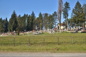 katolicko groblje urije