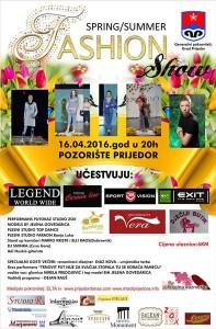 fashion show april 2016
