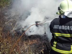 vatrogasci prijedor-pozar-deponija guma (10)